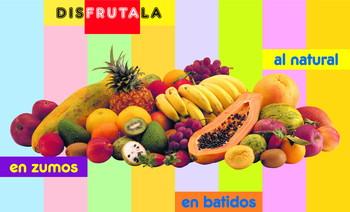 Cartel frutas-banner